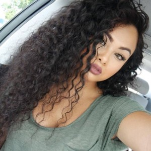 360 Lace Wigs 180% Density Full Lace Human Hair Wigs 7A Brazilian Hair Deep Wave Human Hair Wigs