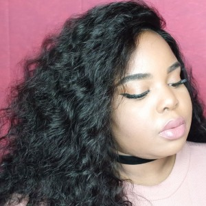 360 Lace Wigs Brazilian Lace Wigs Loose Wave 180% Density Full Lace Human Hair Wigs