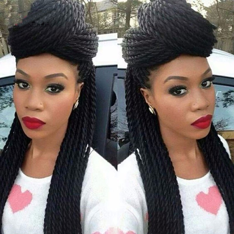 Havana Mambo Twist Crochet Braid Hair 18 70gpack Synthetic
