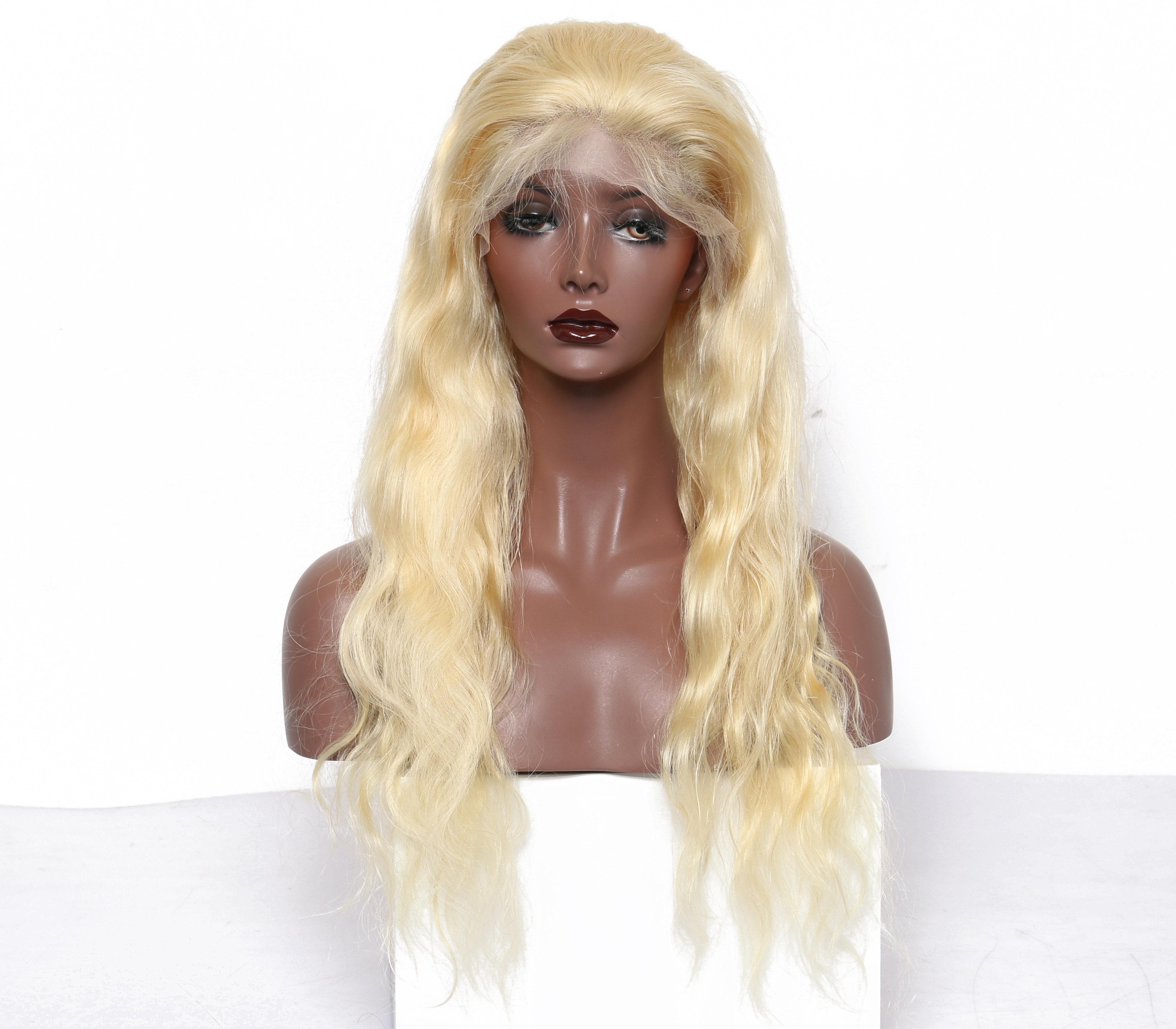 Brazilian virgin hair big body wave blond color 613 lace front brazilian virgin hair big body wave blond color 613 lace front human hair wigs solutioingenieria Choice Image