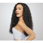 250% High Density Human Hair Lace Front Wigs with Baby Hair Loose Curly Lace Front Wig