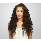 Bleached Knots Pre-Plucked Natural Hair Line 360 Lace Frontal Wigs 180% Density Loose Wave Human Hair Wigs - UUHair