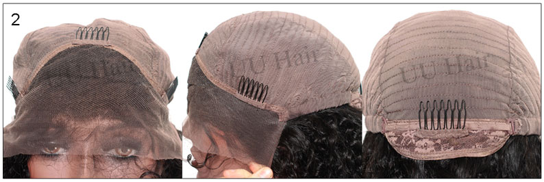 UUHair.com full lace wig cap,all lace,cap2