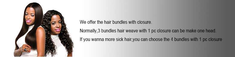 weaves and closure bundles