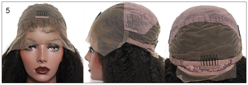 UUHair.com Glueless Full Lace Cap,cap5